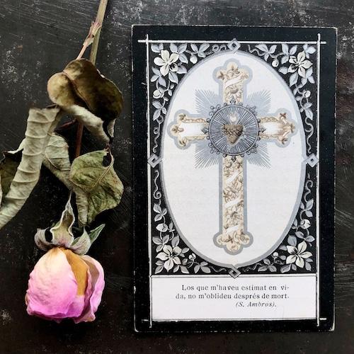 十字架のカード