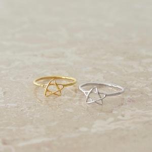 Jewelry Line【Kiranah】キラナ リング(SJ0010)