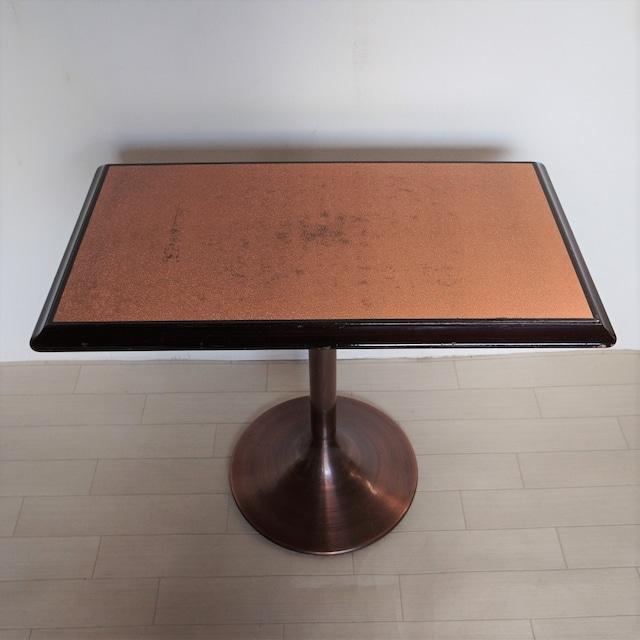 駒込アルプス洋菓子店 テーブル(銅)