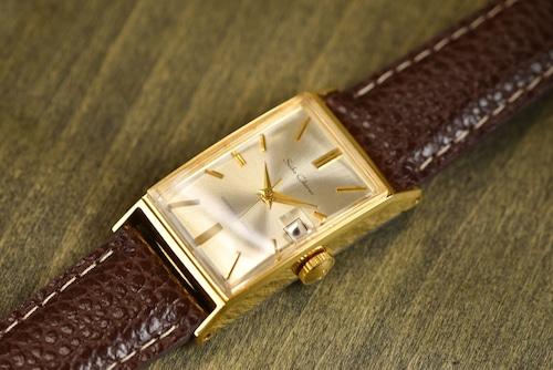 初めての手巻きシリーズ♪【ビンテージ時計】1966年1月製造 セイコーコーラス 手巻き式腕時計 日本製 デッドストック