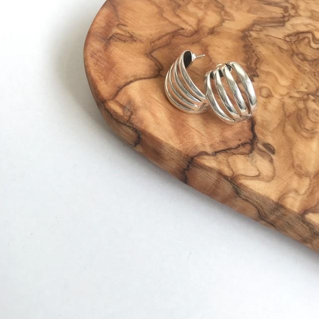 Indian Jewelry Navajo Split Earrings