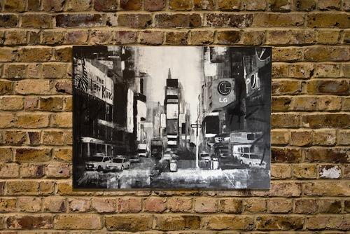 New York, city scape composition #6 (額入り特別作品)