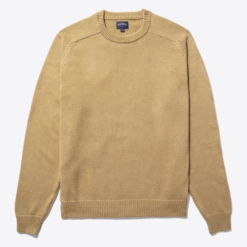 Cotton Sweater(Camel)