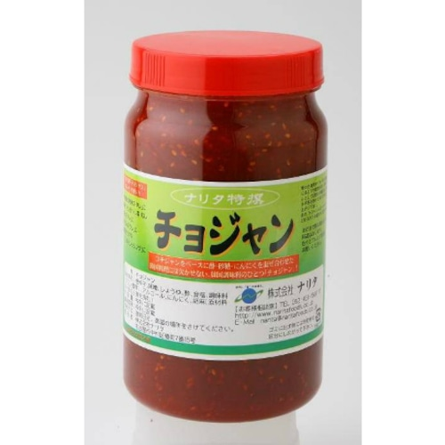 【冷蔵】ナリタ特選チョジャン/韓国酢みそタレ