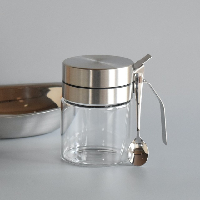 SPICE JAR WITH SPOON スパイスジャー ウィズ スプーン