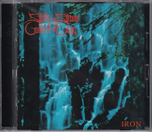 SILENT STREAM OF GODLESS ELEGY 『Iron (Re-issue)』