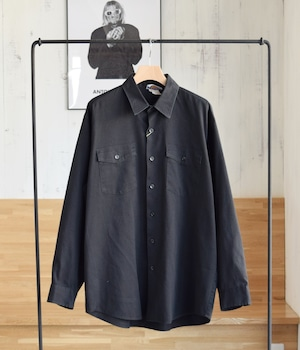 VINTAGE 90s DICKIES WORK SHIRT -MADE in CANADA-