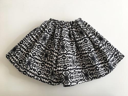 ブラックボタニカルのキュロットスカート90cm