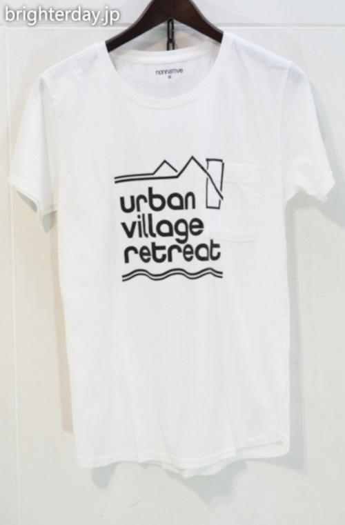 nonnative Tシャツ