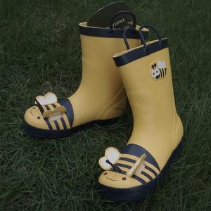 雨靴 キッズ  子供 子ども  ジュニア 長靴 男児 女児  レインブーツ 女の子 男の子 レインシューズ14cm-19.4cm 7862