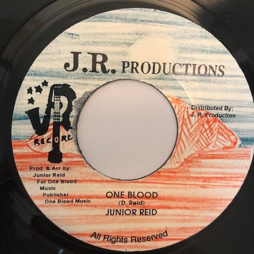 Junior Reid(ジュニアリード) - One Blood【7-20251】