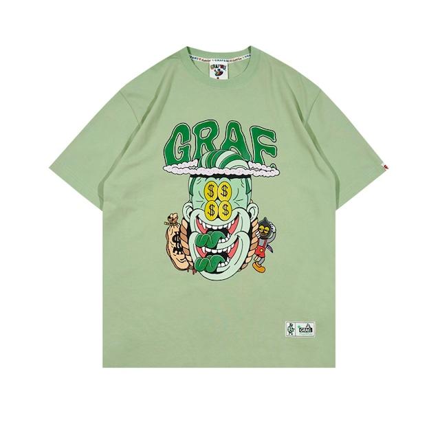 【GRAF】モンスタープリントTシャツ