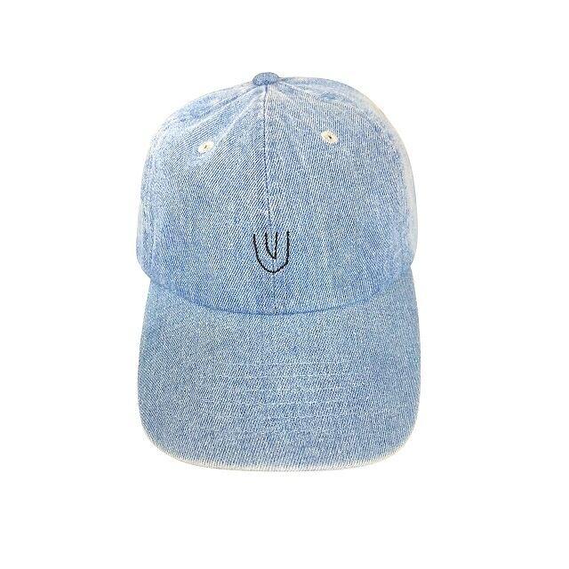 """""""Symbol -denim-"""" Baseball Low Cap"""