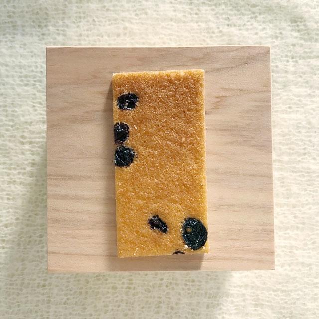 レーズン|京菓子・林さんの松風