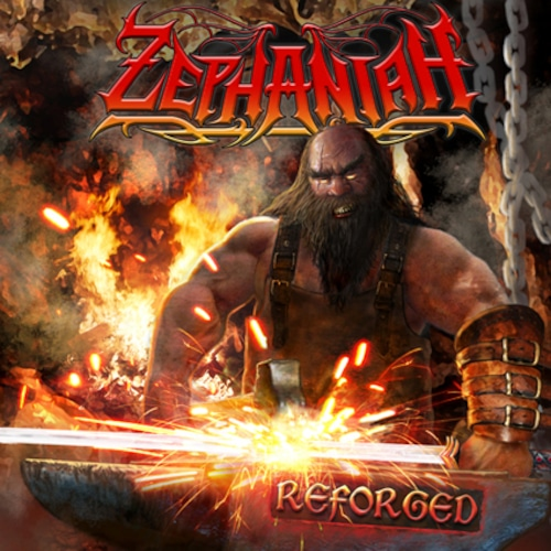 """ZEPHANIAH """"Reforged"""""""