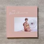 Simple pink-KIDS_250SQ_20ページ/30カット_アートアルバム