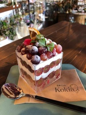 【KOKIA】ハコパフェ ぶどう