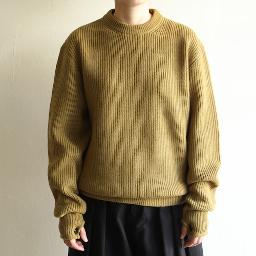 KAYLE【womens 】airly wool knit pullover