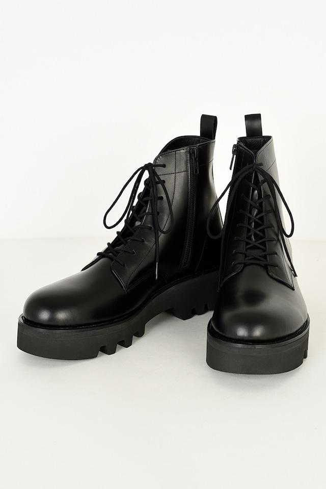 在庫あり LAD MUSICIAN【ラッドミュージシャン】LACE UP BOOTS  (2221-915  BLACK  )