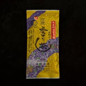 宮崎茶房 有機釜炒り茶[特選]100g