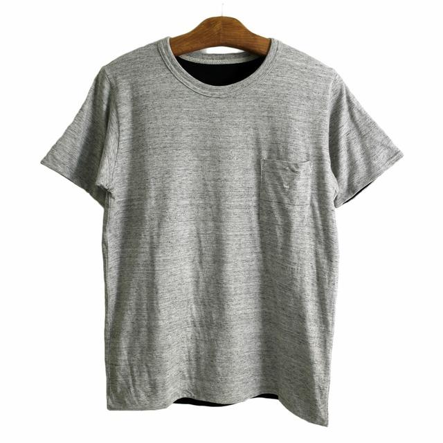 FilMelange フィルメランジェ CHEERY2 チーリー2  リバーシブル半袖Tシャツ
