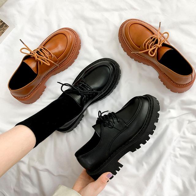 レディース革靴  カジュアルシューズ SHS530908
