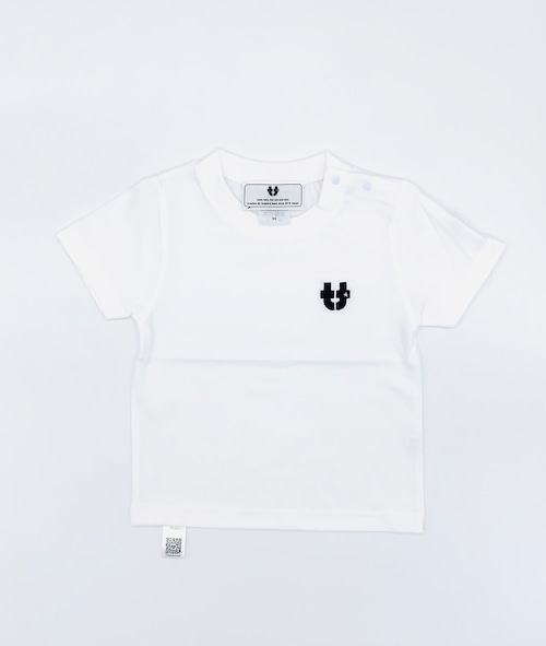 tt-Logo embroidery T-shirts for Kids★