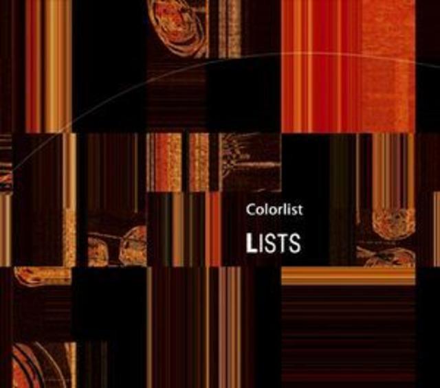 Colorlist「Lists」(Off)