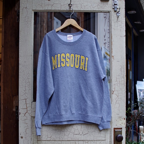Print Sweat shirt / プリント スウェット シャツ