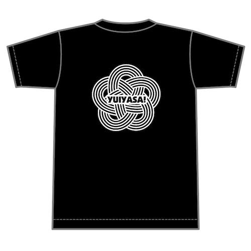【ティンクティンク】ユイヤサ!/半袖 Tシャツ(黒)