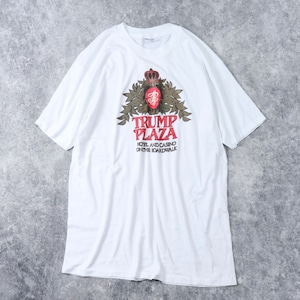 90年代 USA製 Tシャツ トランププラザT A203