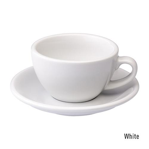 Loveramics(ラブラミックス) 200ml cappucino cup egg カップ&ソーサ―付き