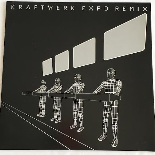 【12inch x2・欧州盤】Kraftwerk / EXPO REMIX