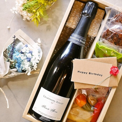【送料無料】シャンパンと鴨を楽しむセットBOX(フレンチ惣菜 テリーヌ ワイン)【冷蔵便】の商品画像2