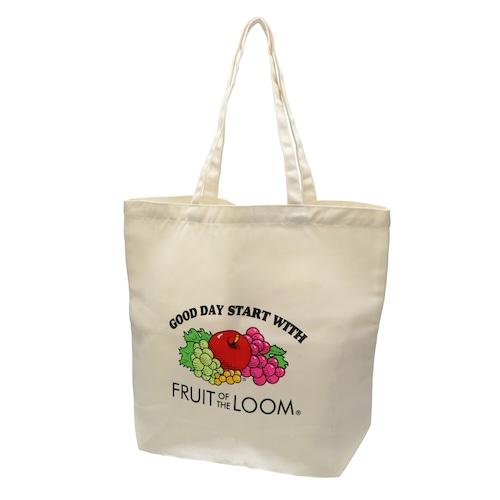 14579900【FRUIT OF THE LOOM/フルーツオブザルーム】CAL PRINT PL TOTE/カラープリントトートバッグ