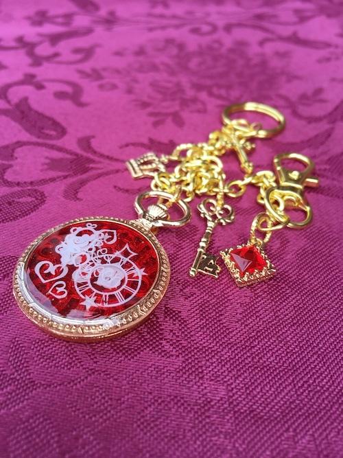 王女のコレクションバッグチェーン ダイヤ
