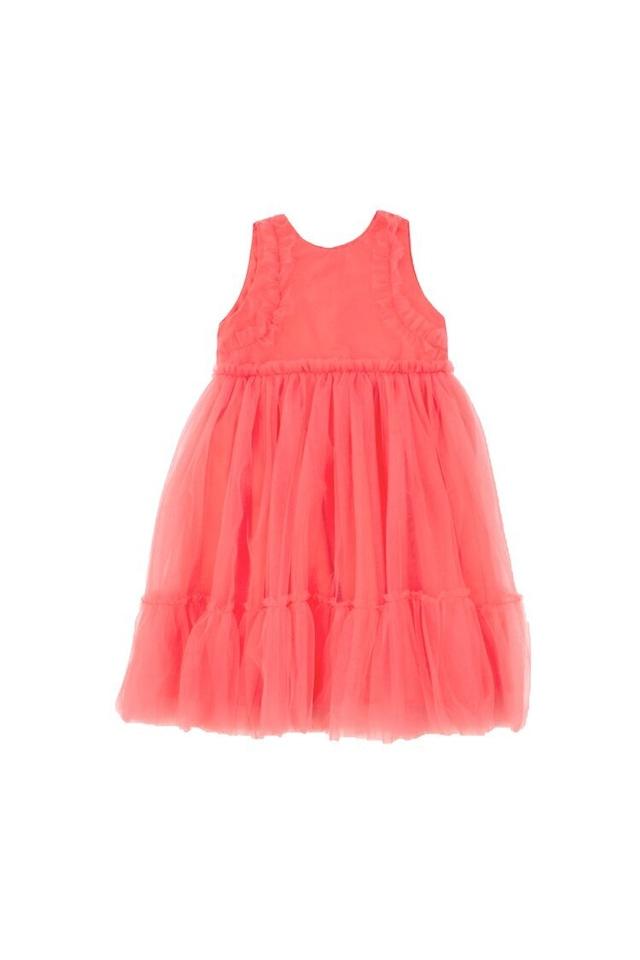 【20SS】KOKORI (ココリ)- DREAMLAND DRESS / pink [2y.4y.6y]ワンピース