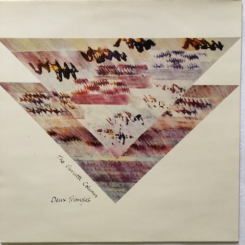 【12inch・ベルギー盤】Durutti Column / Deux Triangles