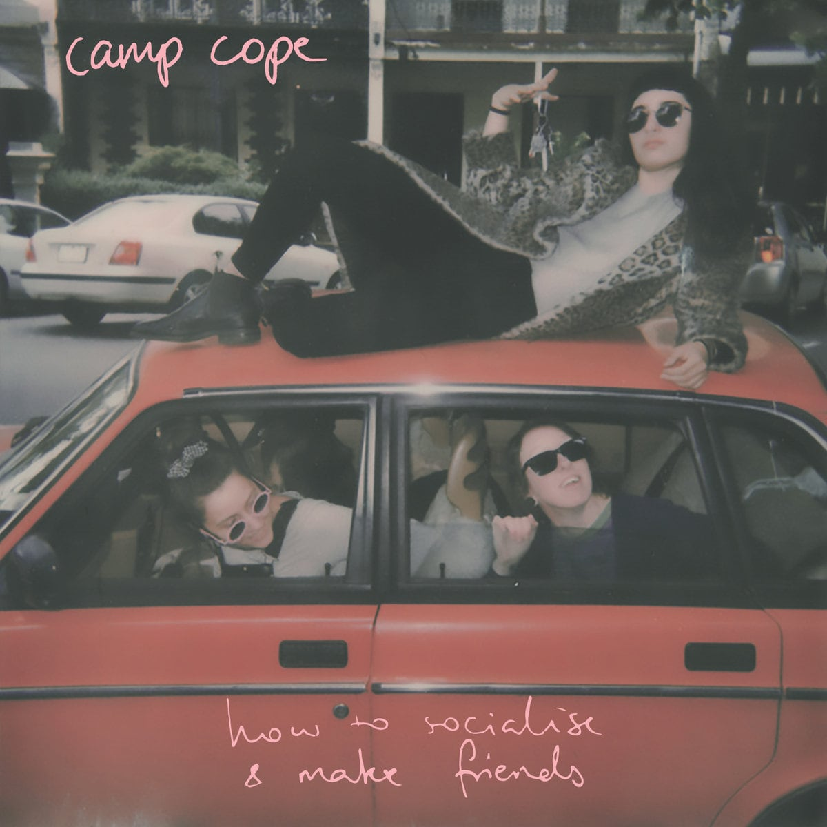 CAMP COPE / How to Socialise & Make Friends(700 Ltd  LP)