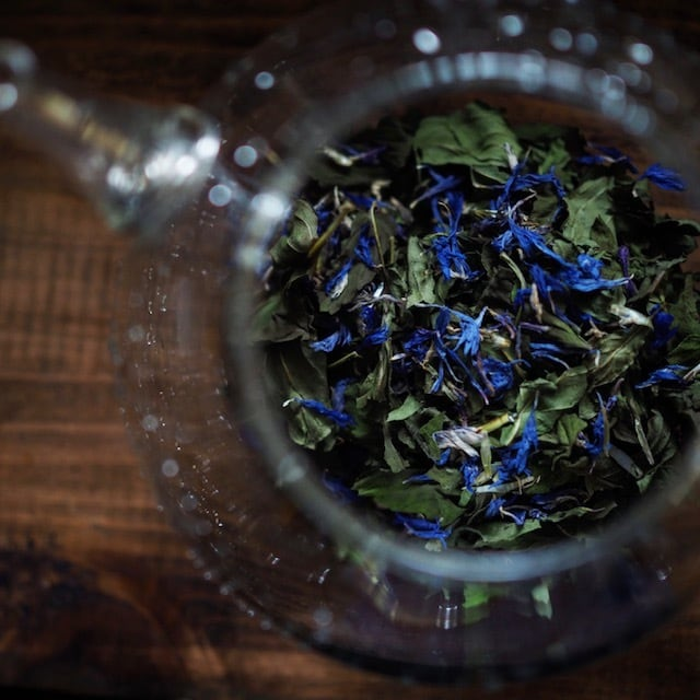 TEA from Our Farm  6種のミント
