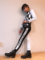 ZEBABY TWO TONE SWEAT PANTS(税込み)