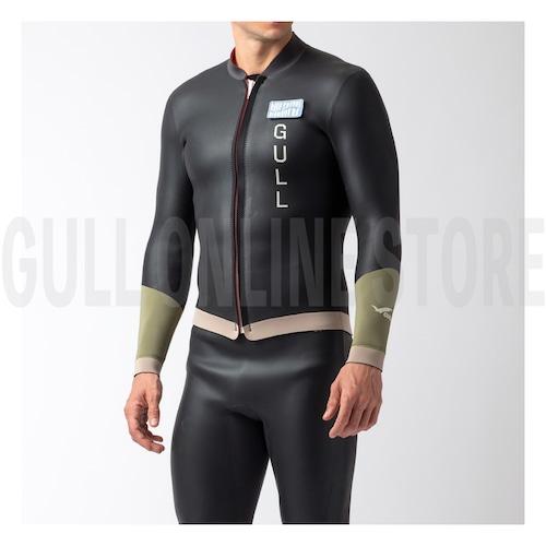 3mmスキンタッパー メンズ [BSFR] GULL ガル ウエットスーツ