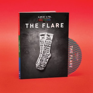 LAKAI / THE FLARE / スケートビデオ / DVD