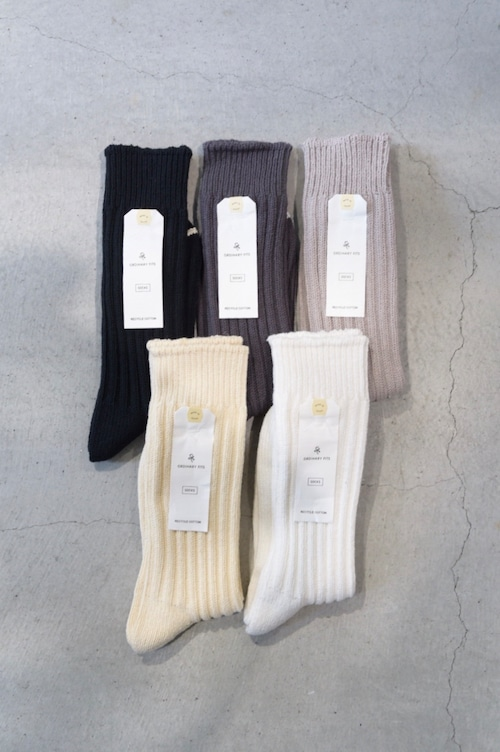 RECYCLED COTTON SOCKS /OR-G005