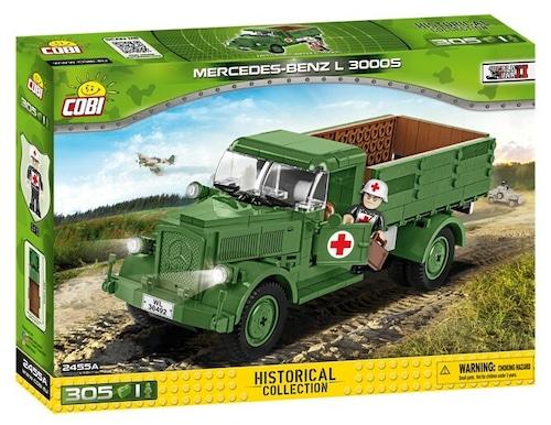 COBI #2455A MBL3000S 医療用トラック