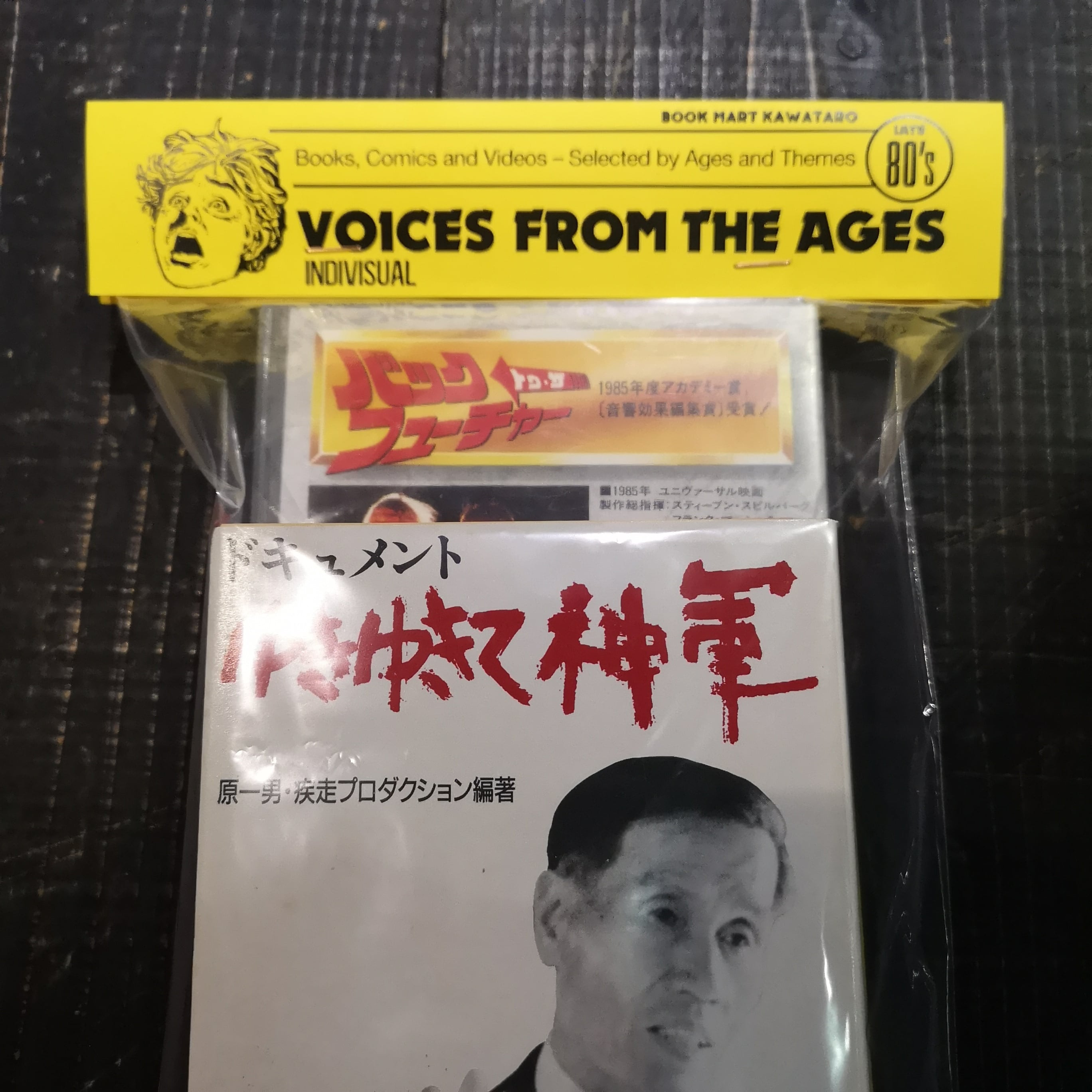 """VOICES FROM THE AGES - LATE 80's """"INDIVISUAL"""""""
