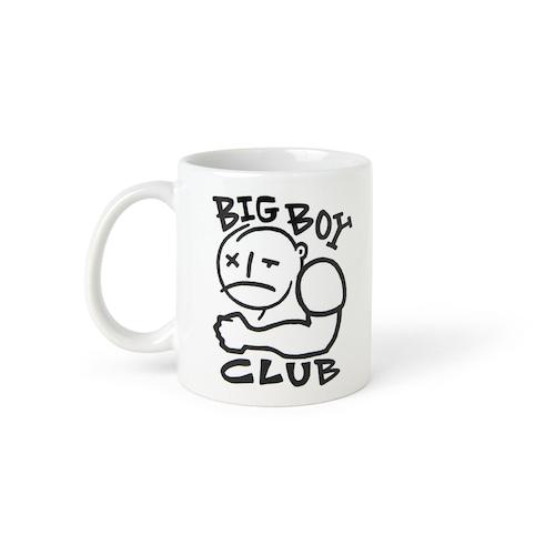 POLAR SKATE CO / BIG BOY CLUB MUG