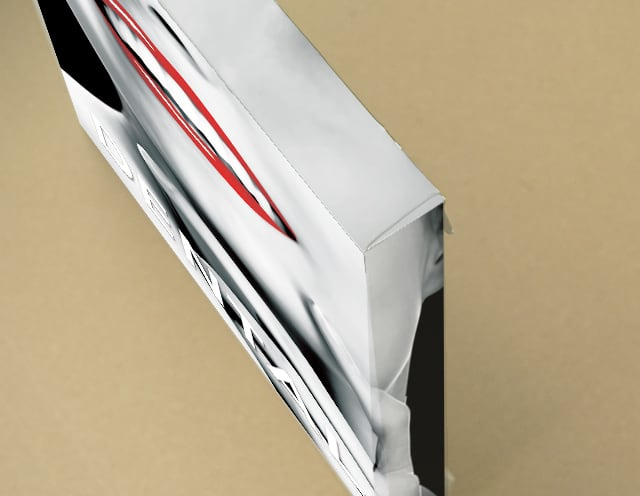 Brand キャンバスプリント(B3サイズ・木製パネル貼り)