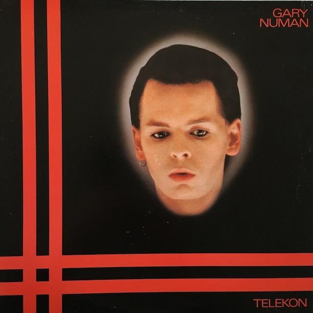 【LP・米盤】Gary Numan   /  Telekon