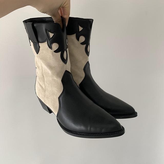 Knight martin boots(ナイトマーティンブーツ)b-403